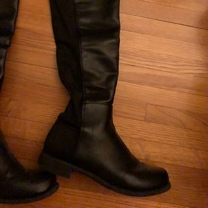 Call It Spring Shoes - Over The Knee Boots